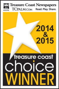 Berry Fresh Cafe Treasure Coast Choice Winner