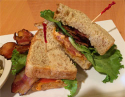 Berry Fresh Cafe BLT Sandwich