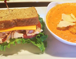 Berry Fresh Cafe Soup and Sandwich