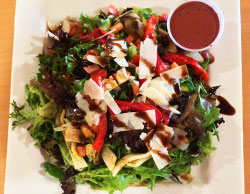 Berry Fresh Cafe Grilled Farmhouse Veggie Salad